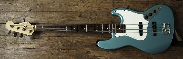 Fender Jazz Bass - Face full