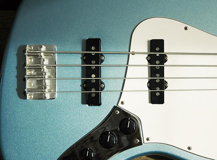 Fender Jazz Bass - Micros