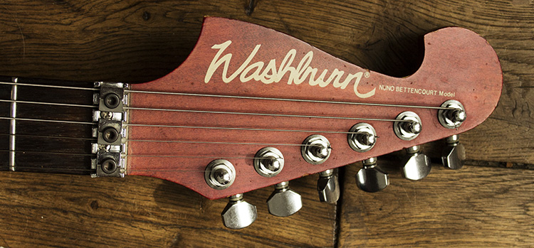 Washburn N2 Nuno Bettencourt - Head