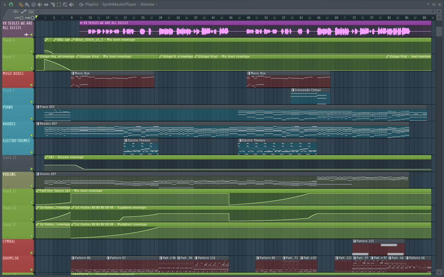 Fl Studio 12 - Playlist